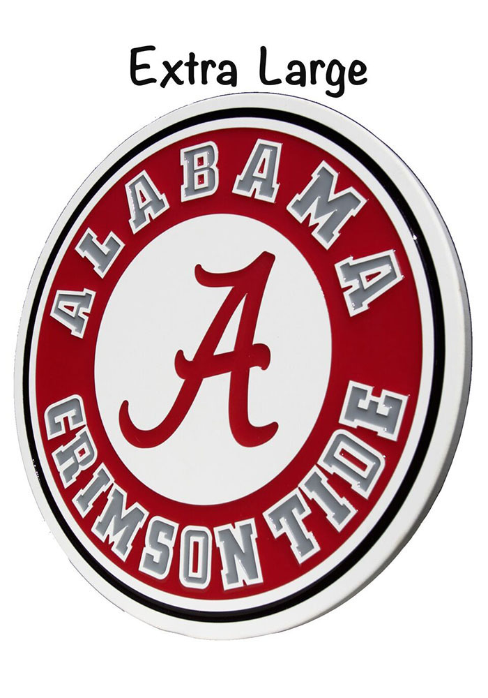 Alabama Crimson Tide Wall Plaque - Image 1