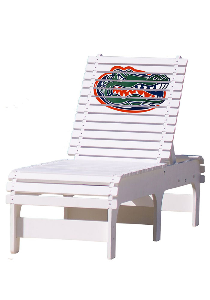 Florida Gators Chaise Lounge Beach Chairs - Image 1