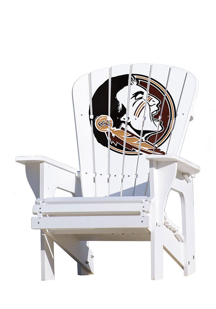 Florida State Seminoles Adirondack Beach Chairs - Image 1