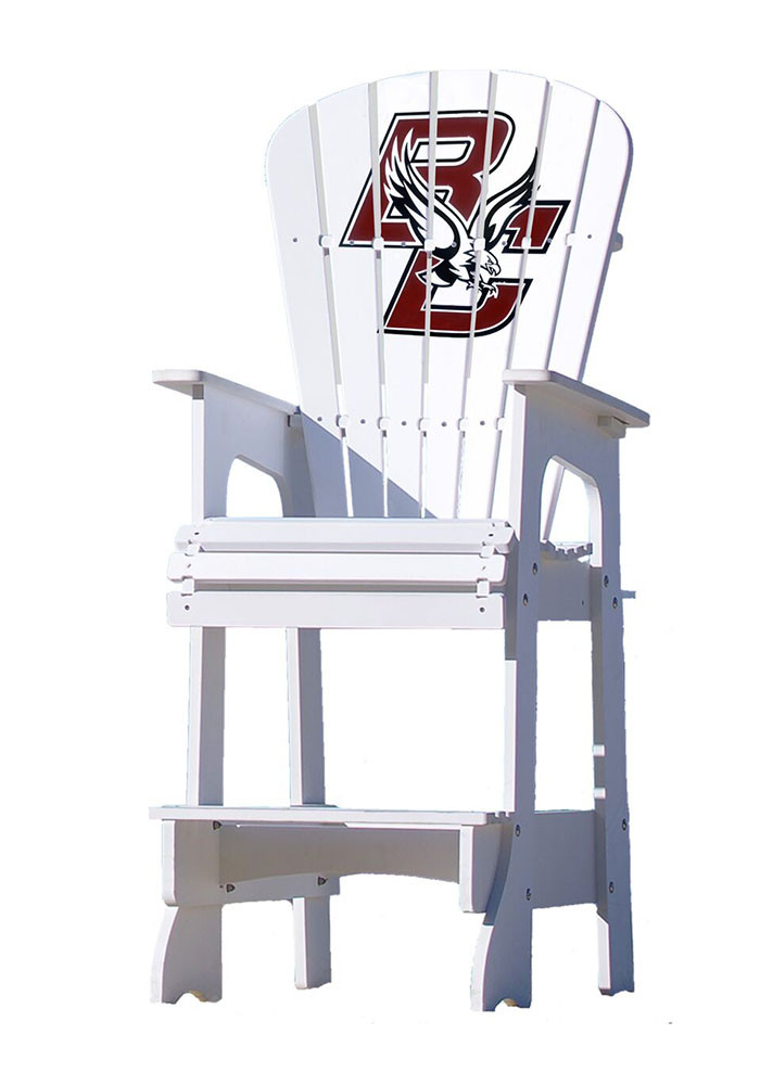 Boston College Eagles Lifeguard Style Beach Chairs - Image 1