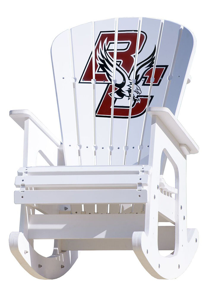 Boston College Eagles Rocking Beach Chairs - Image 1