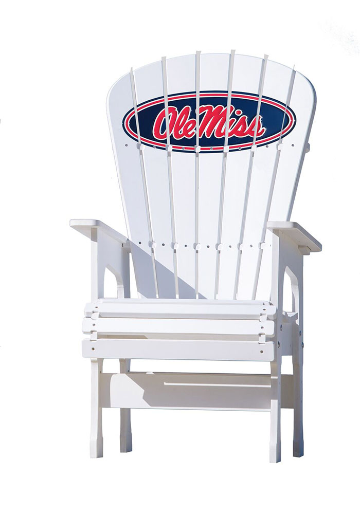 Ole Miss Rebels High Top Beach Chairs - Image 1