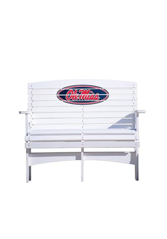 Ole Miss Rebels Bench Beach Chairs - Image 1