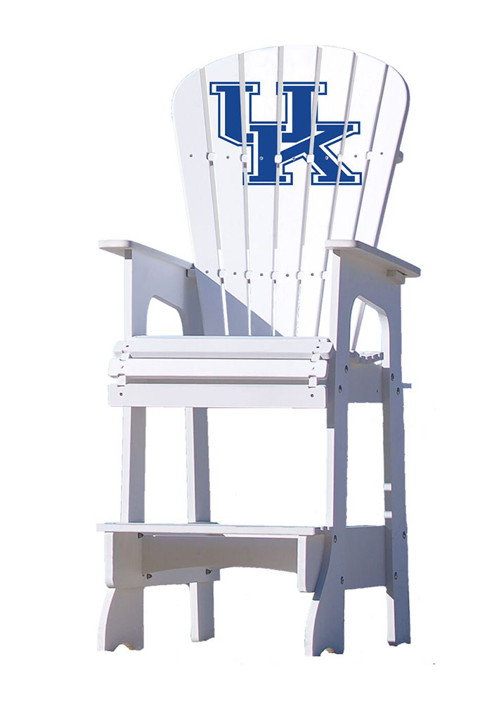Kentucky Wildcats Lifeguard Style Beach Chairs - Image 1