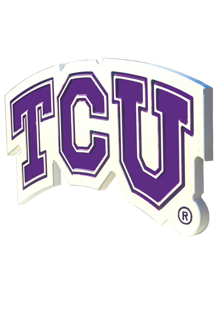 TCU Horned Frogs Wall Plaque Plaque - Image 1
