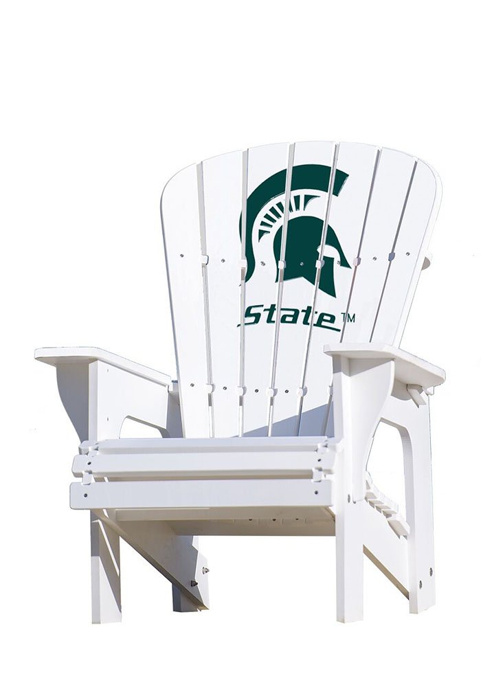 Michigan State Spartans Adirondack Beach Chairs - Image 1