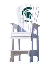Michigan State Spartans Lifeguard Style Beach Chairs