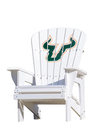 South Florida Bulls Adirondack Beach Chairs