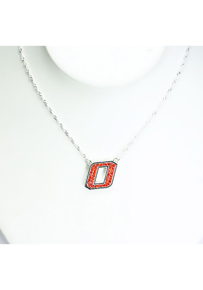 Oklahoma State Cowboys Bling Necklace - Image 1