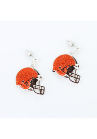 Cleveland Browns Bling Womens Earrings