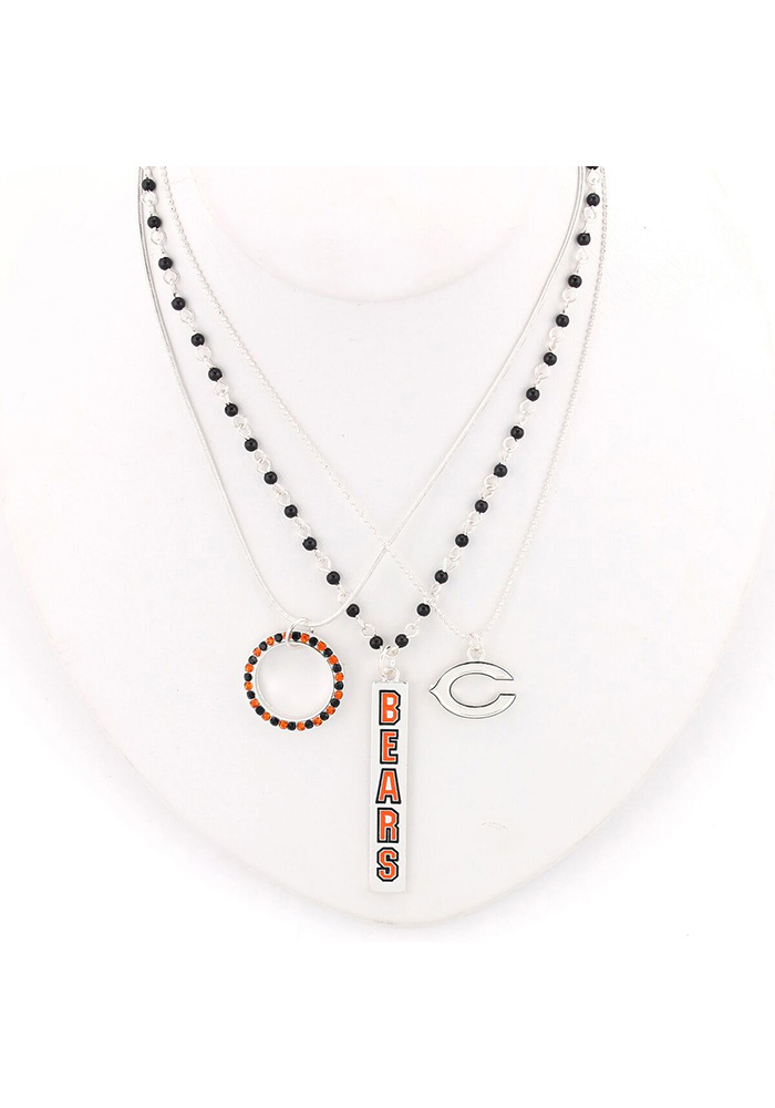 Chicago Bears Trio Necklace - Image 1