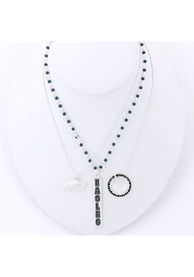 Philadelphia Eagles Trio Necklace