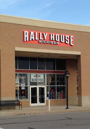Rally House Waterside