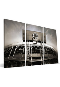 Penn State Nittany Lions Stadium 24x48 Canvas Print Wall Art