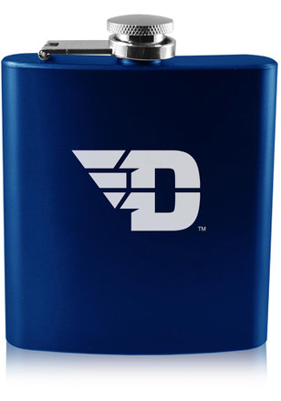 Dayton Flyers Old Fashioned Flask