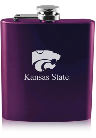K-State Wildcats Old Fashioned Flask