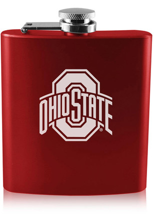 Ohio State Buckeyes Old Fashioned Flask