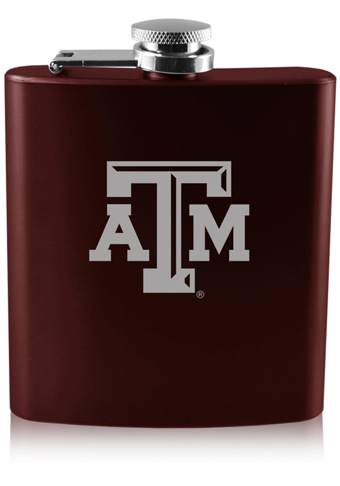 Texas A&M Aggies Old Fashioned Flask - Image 1