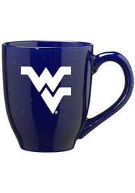 West Virginia Mountaineers 16oz Bistro Speckled Mug