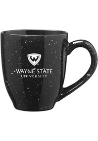 Wayne State Warriors 16oz Bistro Speckled Mug