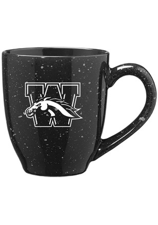 Western Michigan Broncos 16oz Bistro Speckled Mug