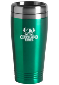 Cleveland State Vikings 16oz Stainless Steel Travel Mug