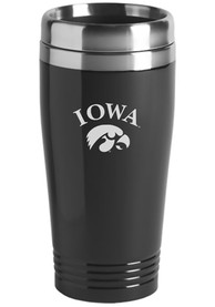 Iowa Hawkeyes 16oz Stainless Steel Travel Mug