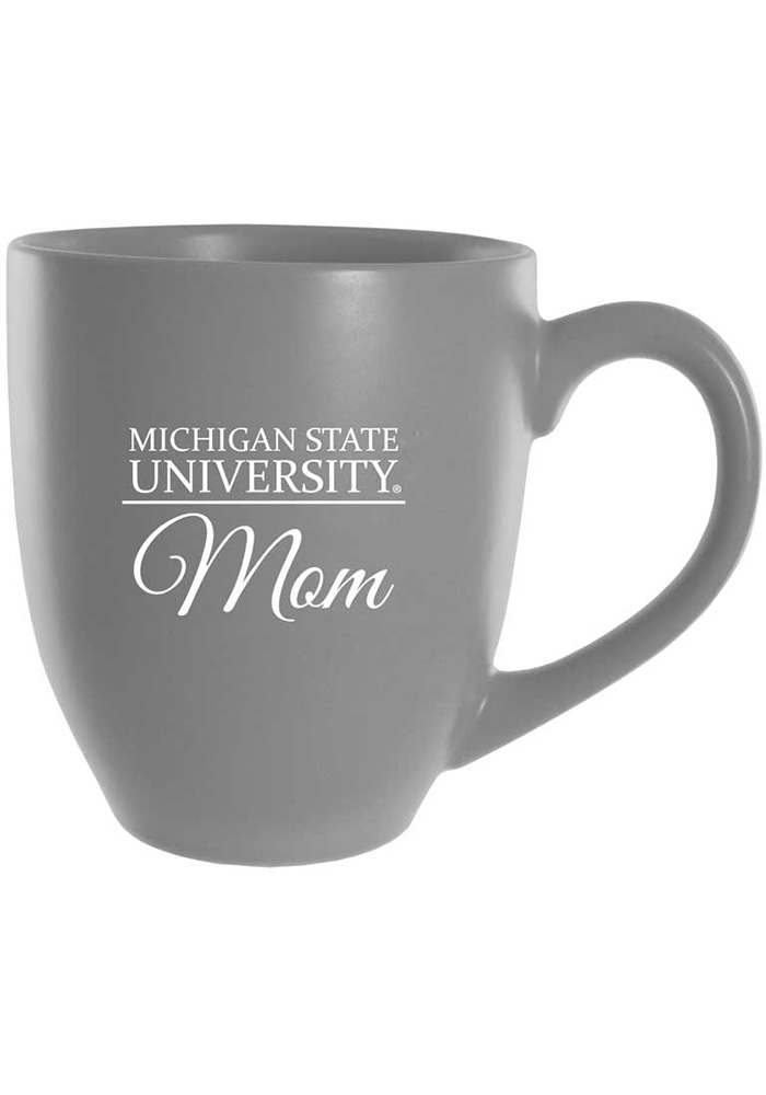 Michigan State Spartans Mom 16oz Mug - Image 1