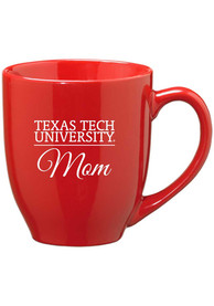 Texas Tech Red Raiders Mom 16oz Mug