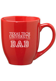 Texas Tech Red Raiders Dad 16oz Mug