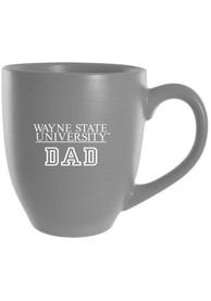 Wayne State Warriors Dad 16oz Mug