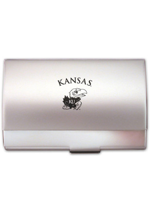 Kansas Jayhawks Card Case Business Card Holder