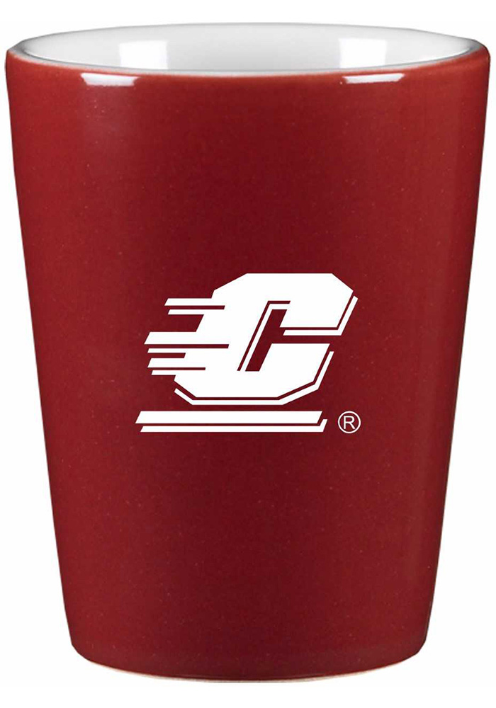 Central Michigan Chippewas Ceramic Shot Glass - Image 1
