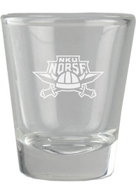 Northern Kentucky Norse 2oz Etched Shot Glass