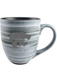 K-State Wildcats 16oz Etched Mug