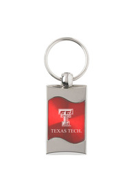 Texas Tech Red Raiders Red Wave Keychain