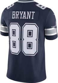 Dez Bryant Dallas Cowboys Nike Road Limited Football Jersey - Navy Blue