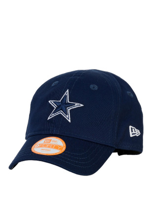 Dallas Cowboys Navy Blue My 1st 9FORTY Infant Adjustable Hat