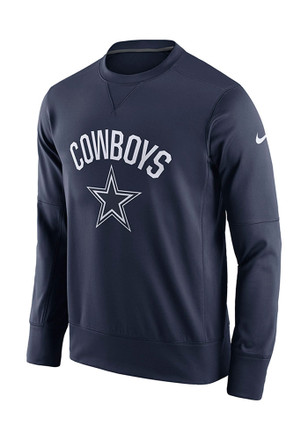 Dallas Cowboys Kids Navy Blue Practice T-Shirt