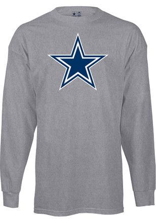 Dallas Cowboys Kids Grey Premier T-Shirt