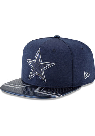 Dallas Cowboys Navy Blue 2017 On-Stage 9FIFTY Snapback Hat