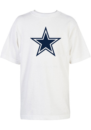 Cowboys Toddler White Premier T-Shirt