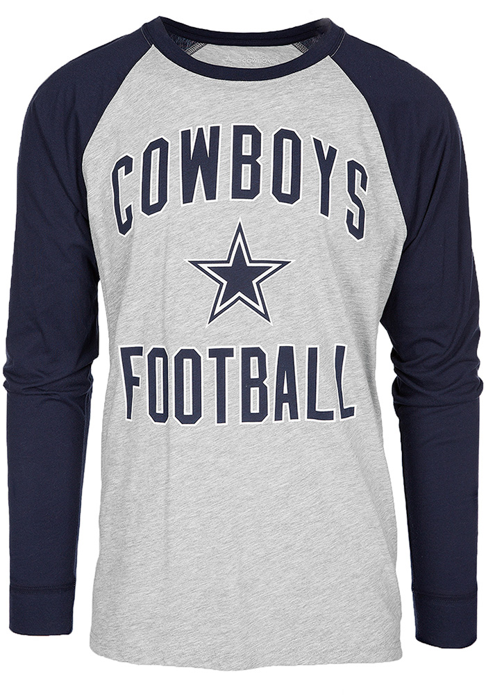 82c7106ab Dallas Cowboys Grey Byron Fashion Tee