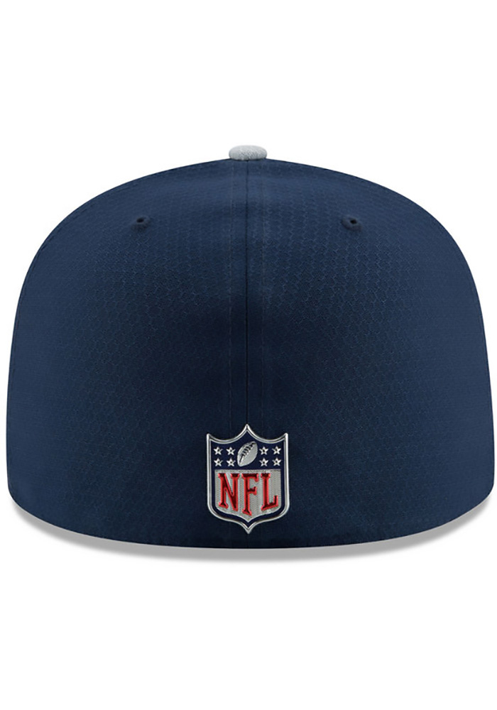 31776519e switzerland dallas cowboys mens navy blue 2017 sideline 59fifty fitted hat  image 4 721a5 a84c5