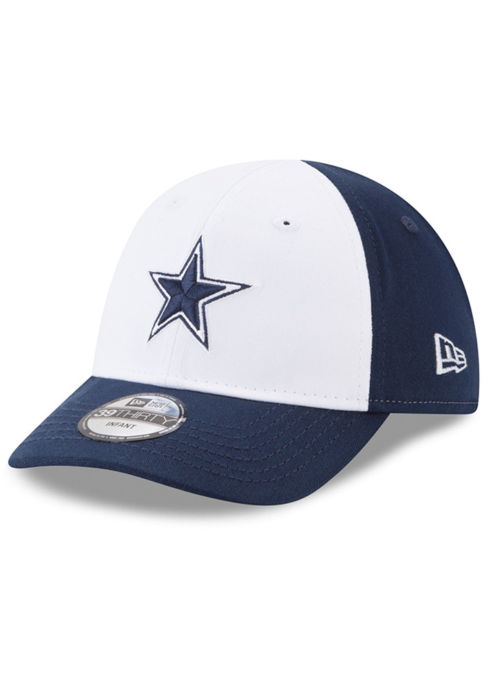256a63d0e75cd ... low price dallas cowboys white my 1st 39thirty infant adjustable hat  image 1 0b79c 995b3