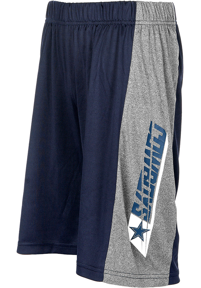 dallas cowboys youth shorts