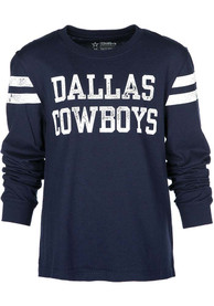 Dallas Cowboys Youth Navy Blue Danvers T-Shirt