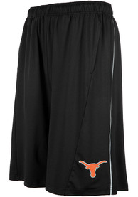Texas Longhorns Black Hulen Shorts