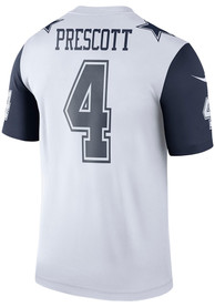 Dak Prescott Dallas Cowboys Nike Home Legend Football Jersey - White