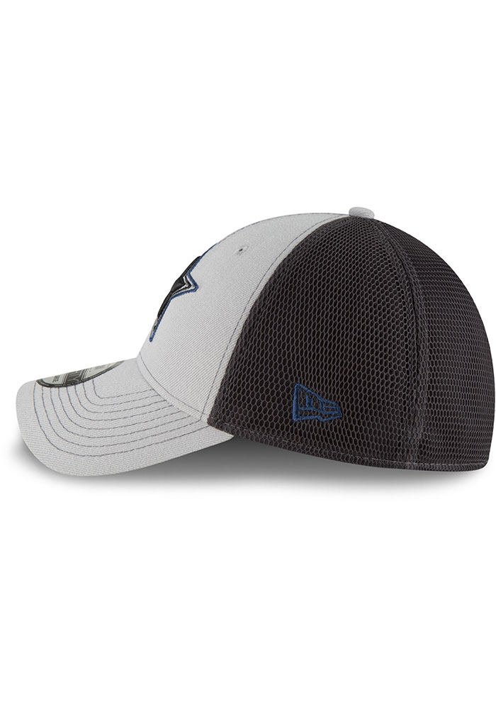 Dallas Cowboys Navy Blue 2T Sided Jr 39THIRTY Youth Flex Hat - Image 4